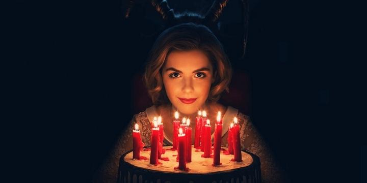 Леденящие душу приключения Сабрины, 2018 —2 сезона - Chilling Adventures of Sabrina, Netflix