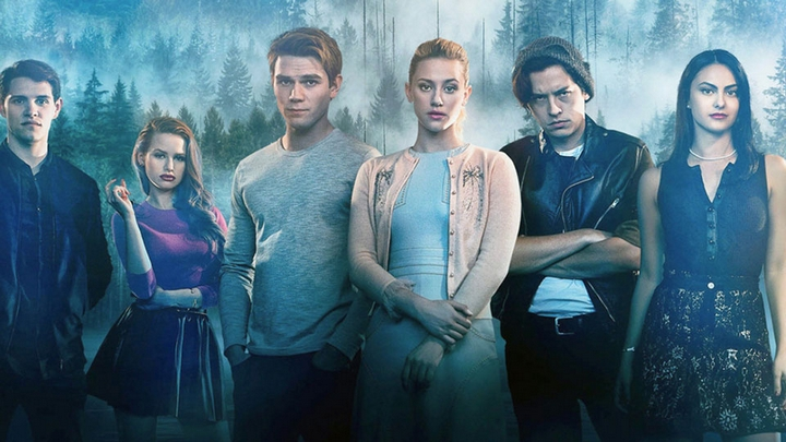 Ривердэйл, 2017 — 4 сезона - Riverdale, The CW / Netflix