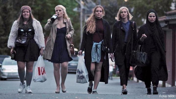 Стыд, 2015 — 4 сезона - Scam, NRK
