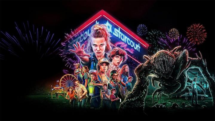 Очень странные дела, 2016 — 4 сезона - Stranger Things, Netflix