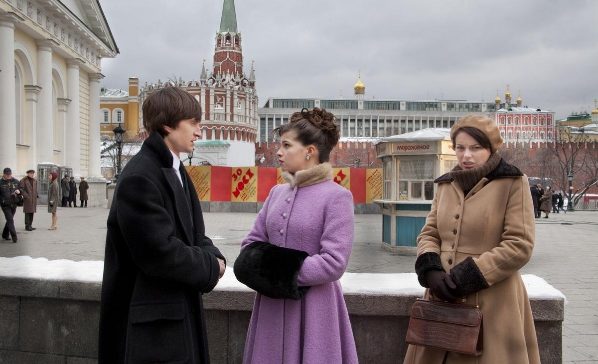 Мосгаз, 2012 - 1 сезон, 8 серий, Первый канал