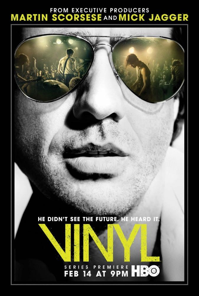 Сериал Винил ~ Vinyl (HBO)
