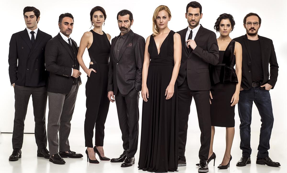 Все турецкие сериалы с муратом йылдиримом