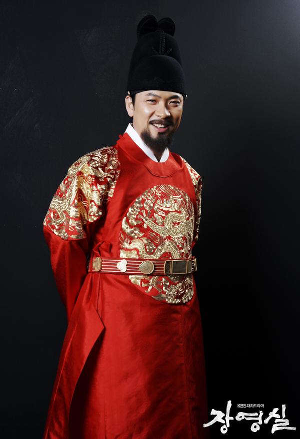 Дорама Чан Ён Силь ( 장영실 , Jang Yeong-Sil,  Jang Youngsil. The Greatest Scientist of Joseon) - каст сериала (02).jpg