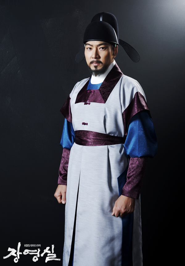 Дорама Чан Ён Силь ( 장영실 , Jang Yeong-Sil,  Jang Youngsil. The Greatest Scientist of Joseon) - каст сериала (01).jpg