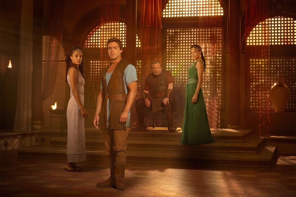Цари и пророки (Of Kings and Prophets) - кадры из сериала (01).jpg