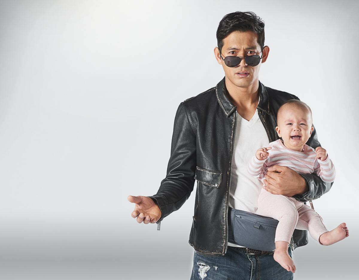 Дорама Мой малыш (마이 리틀 베이비, My Little Baby) - каст сериала, промо.jpg