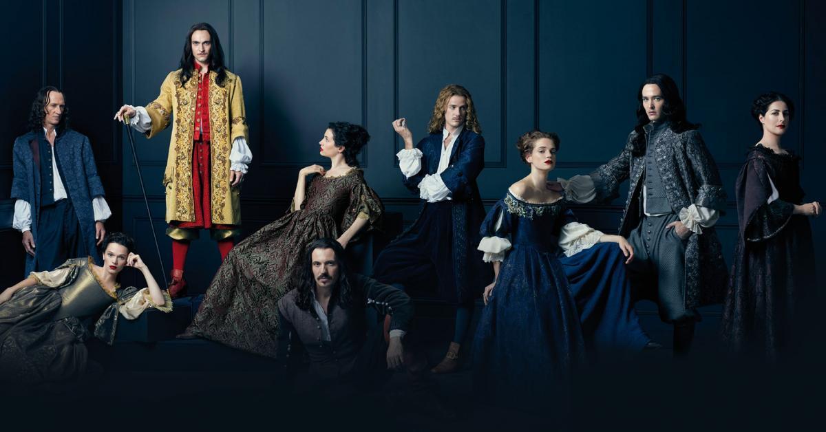 Версаль (Versailles) - каст сериала, промо.jpg