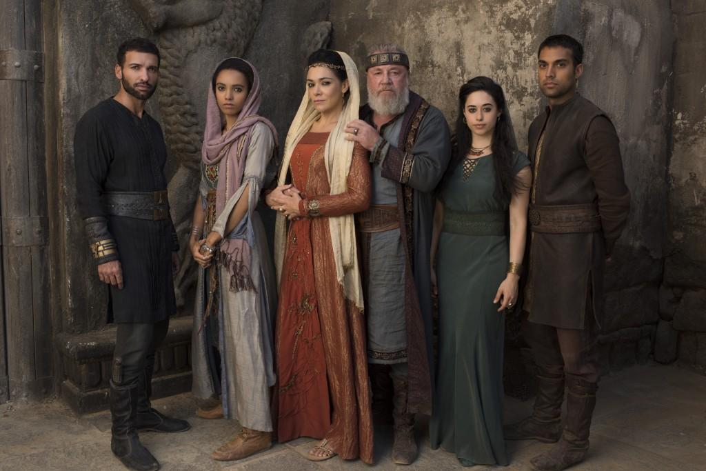 Сериал Цари и Пророки (Of Kings and Prophets) - промо 2016, ABC.jpg
