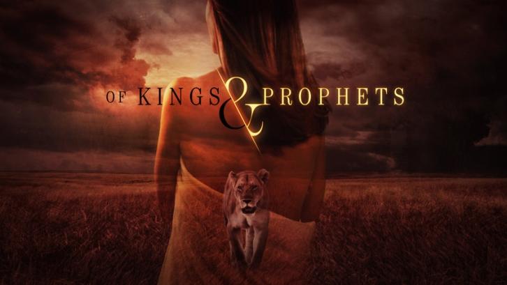 Сериал Цари и Пророки (Of Kings and Prophets) - 2016, ABC.jpg