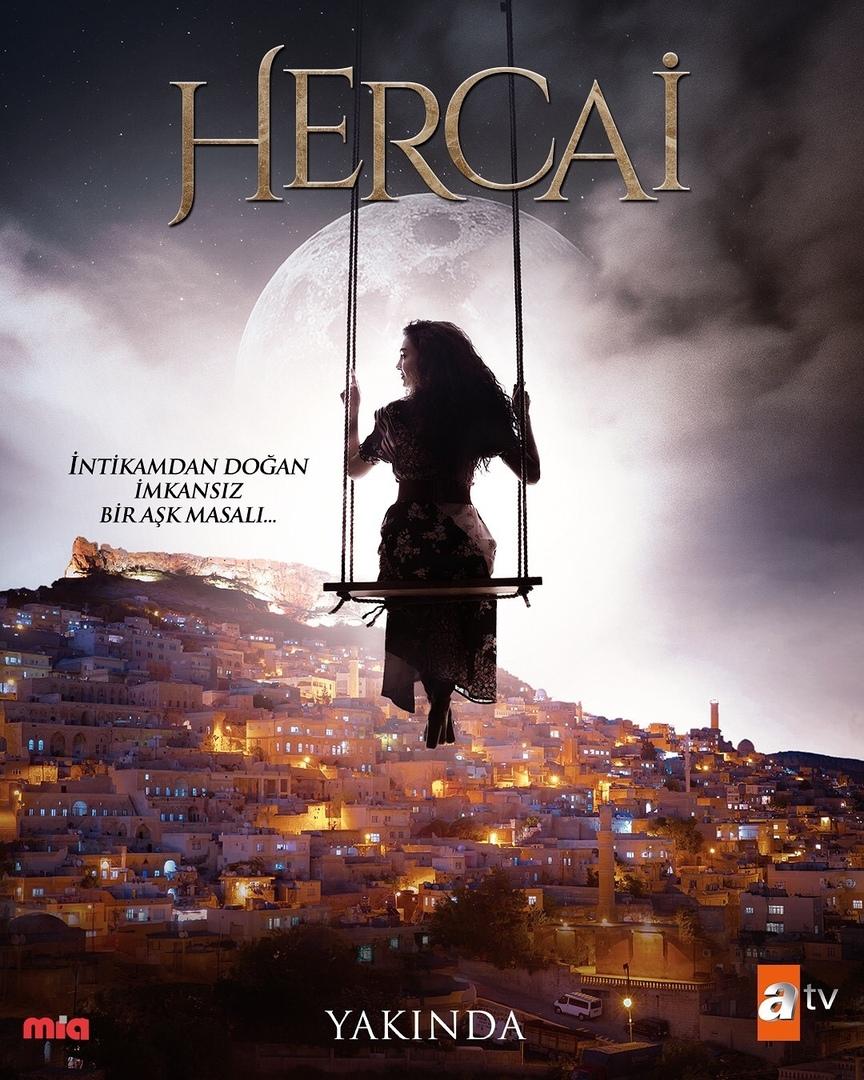 Сериал Ветреный ~ Hercai (Турция)