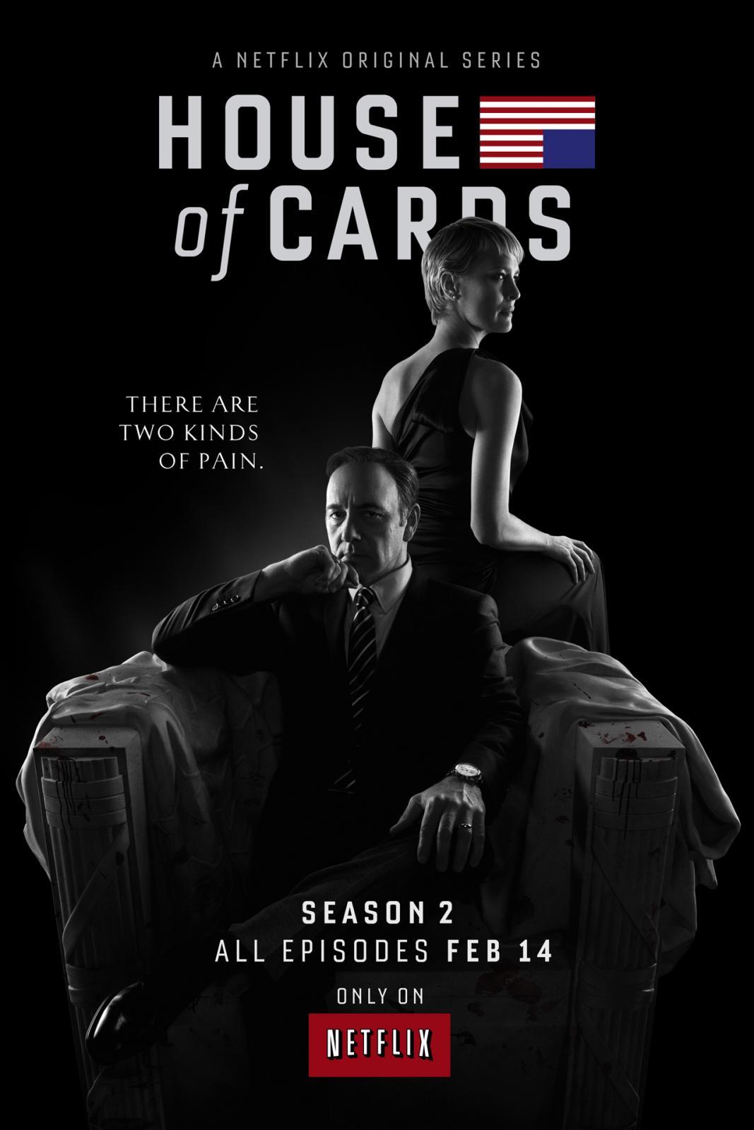 Карточный домик (House of Cards, Netflix) - постер 2 сезона.jpg