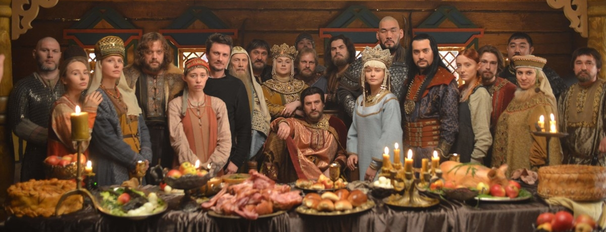 Золотая орда (сериал, 2018) - Россия, Первый канал.jpg