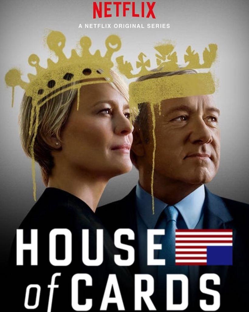 Сериал Карточный домик ~ House of Cards (Netflix)