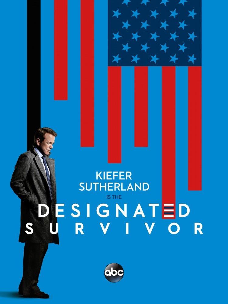 Сериал Преемник (Последний кандидат) ~ Designated Survivor (ABC)