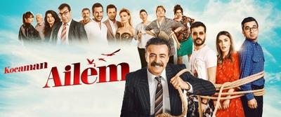 Новые турецкие сериалы 2018 - Моя большая семья.jpg
