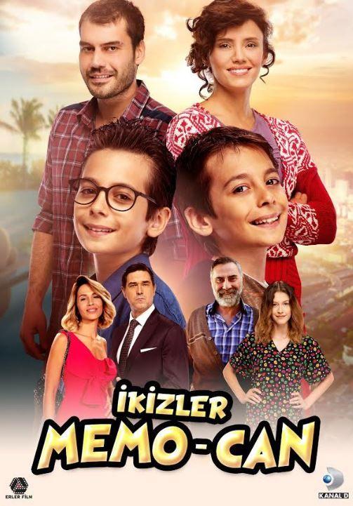 Сериал Близнецы Мемо-Джан ~ İKIZLER MEMO CAN (Турция)