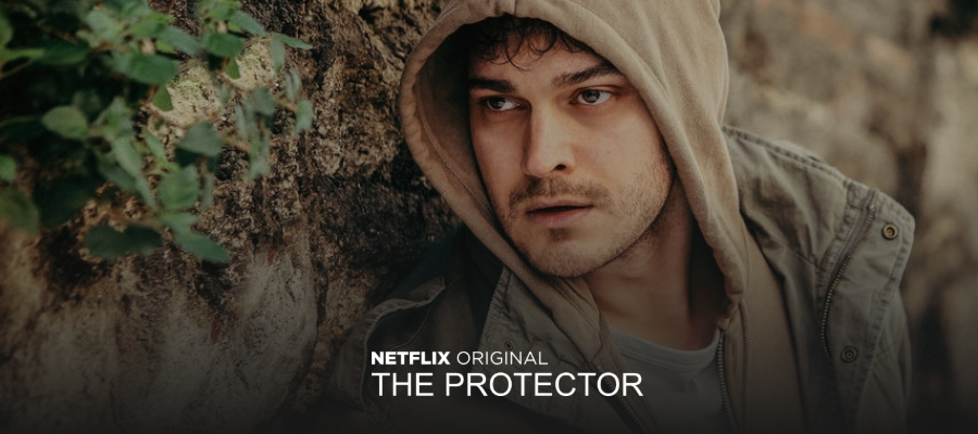 Турецкий сериал Защитник - Hakan Muhafiz - The Protector (2018).jpg