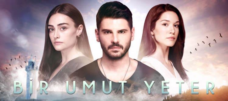 Турецкий сериал Достаточно одной надежды ~ BIR UMUT YETER (2018).jpg