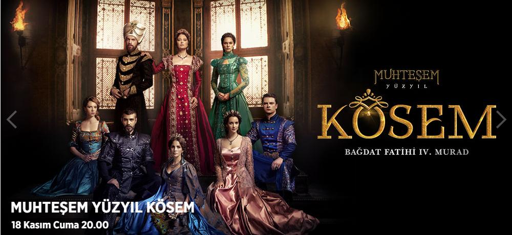 Великолепный век. Кесем. 2 сезон - дата выхода в Турции, телеканал Fox.png