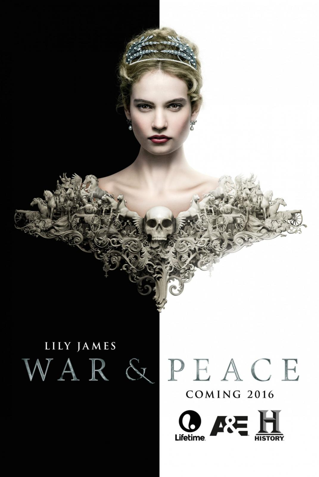 Сериал Война и мир ~ War and Peace (2016, BBC)