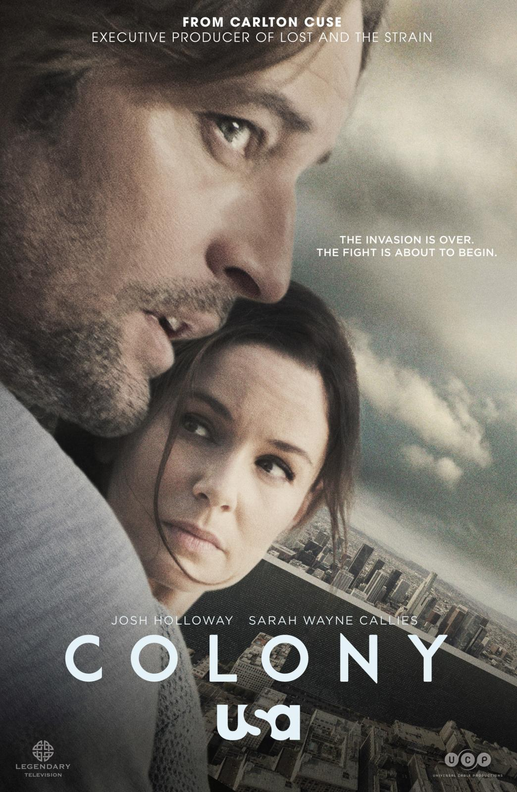 Сериал Колония ~ Colony (USA Network)