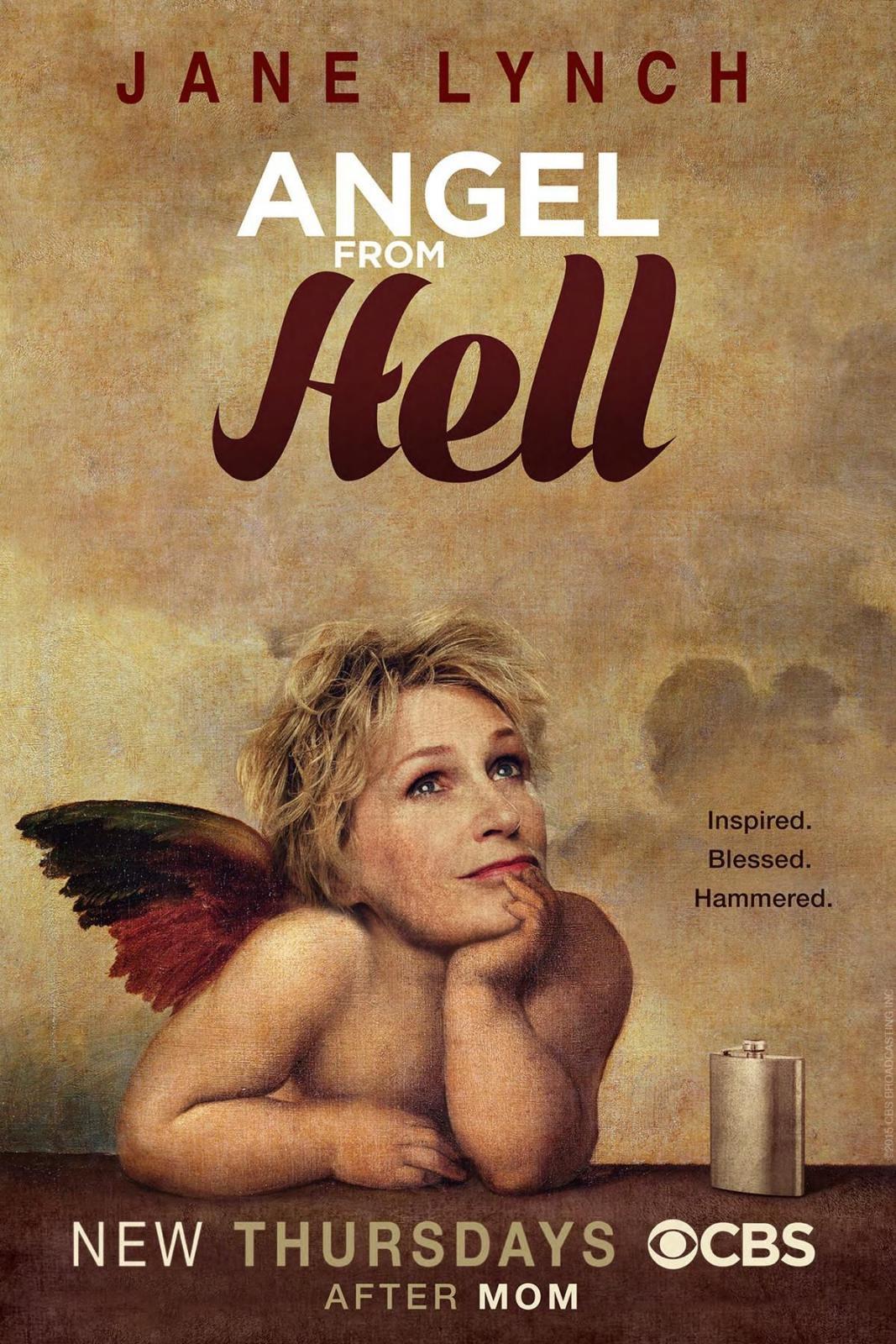 Сериал Ангел из ада ~Angel from Hell (CBS)