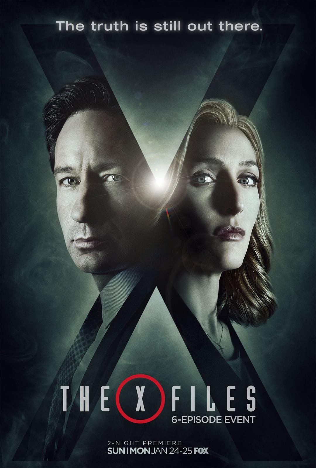 Сериал Секретные материала Перезагрузка ~ The X-Files Revival (2016)