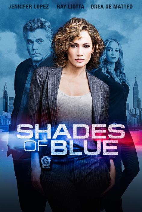 Сериал Оттенки синего ~ Shades of Blue (NBC)