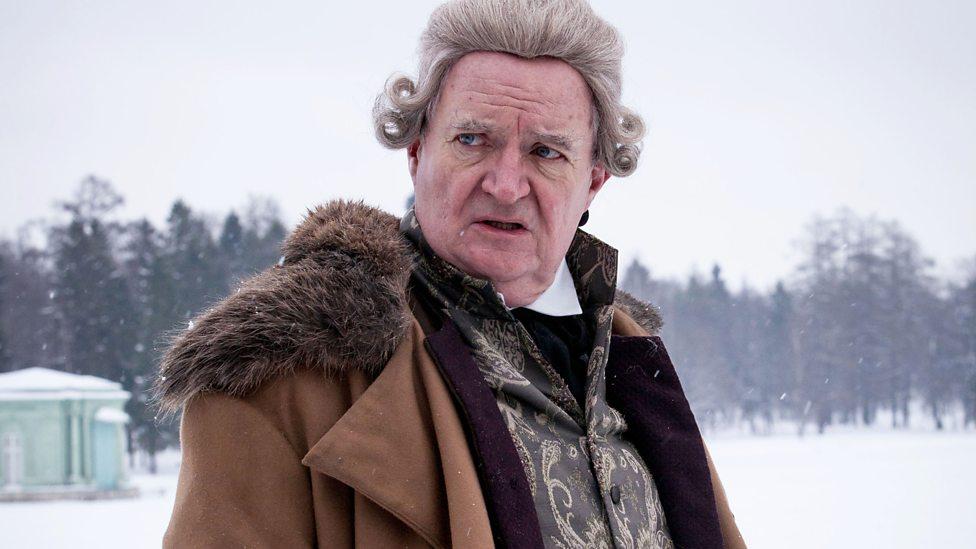 Война и мир 2016, мини-сериал BBC - кадры из сериала (Prince Bolkonsky Jim Broadbent).jpg