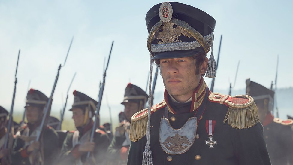 Война и мир 2016, мини-сериал BBC - кадры из сериала (Prince Andrei by James Norton).jpg